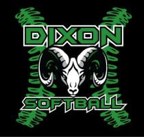 Dixon High School Softball Custom Shirts & Apparel